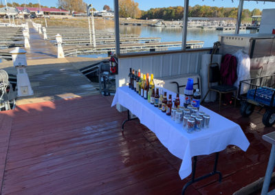 J.A. White Riverboat Event